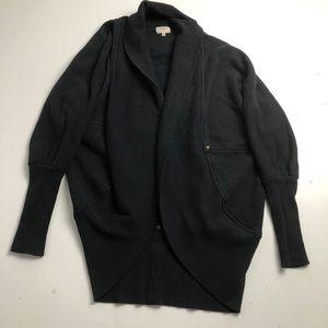 Aritzia Wilfred Diderot Sweater Black Small Womens